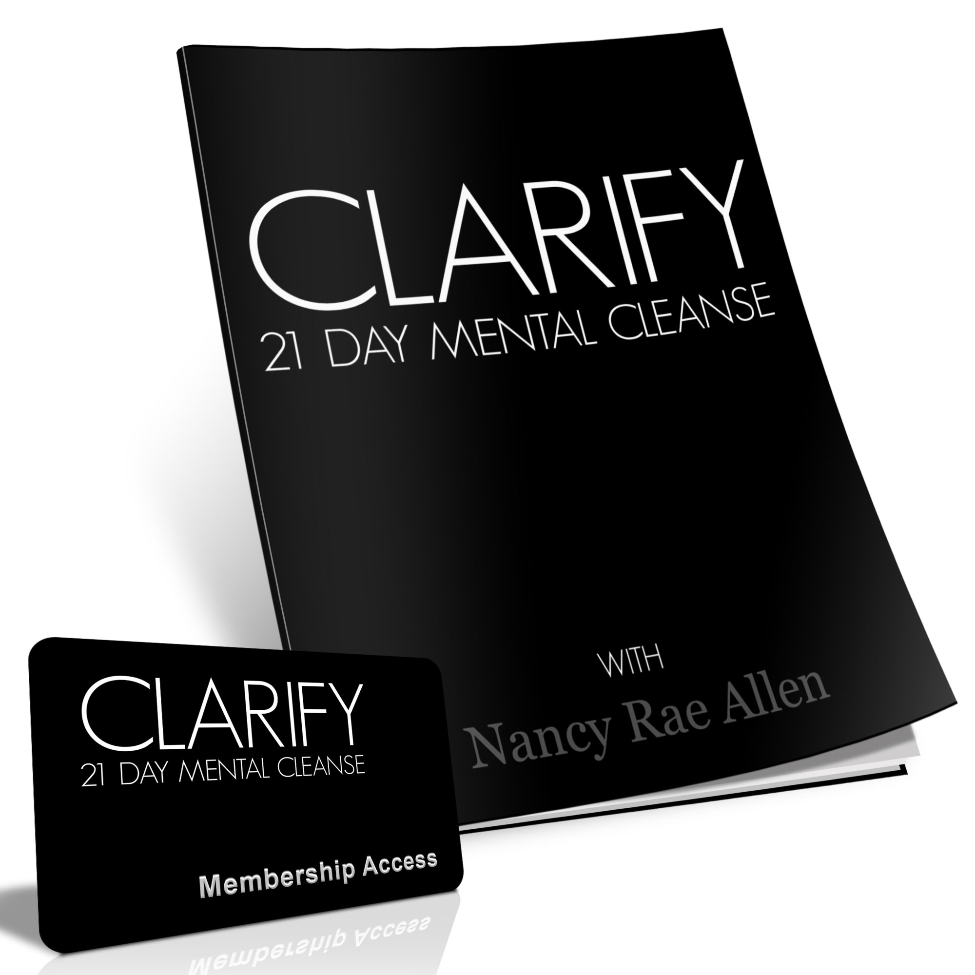 Clarify- 21 Day Mental Cleanse
